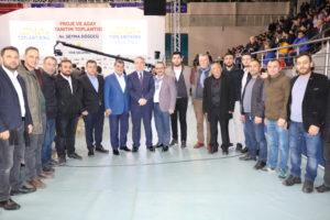 SANCAKTEPE 'DE PROJE VE MECLİS ÜYELERİ TANITILDI