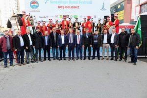 SANCAKTEPE'DE HAMSİ FESTİVALİ