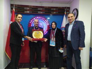Güngören Trabzonlular Derneği YILIN ENLERİ proramı düzenledi.