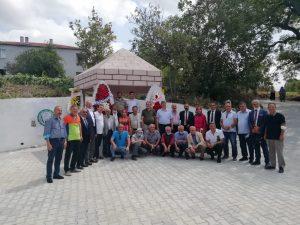 Şehit Köse Süleyman Makam Anıtı açılışı yoğun katılımla gerçekleşti.