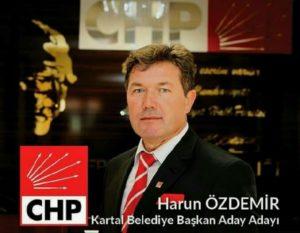 CHP İSTANBUL KARTAL'DA ADAY ADAYLARINI TANITTI: