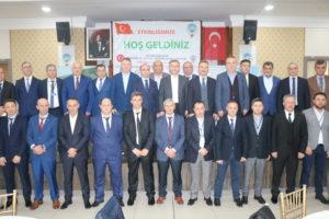 GEYİKLİ'YE YAKIŞIR GECE !