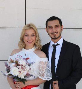 YOZGAT'TAN ŞALPAZARI'NA GELİN GELDİ