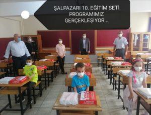 EĞİTİM DERNEĞİ HİZMETLERİNE ARA VERMEDEN DEVAM EDİYOR..