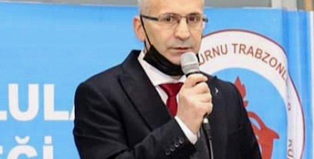 Zeytinburnu Trabzonlular Derneği Başkanı Hayıroğlu Güven Tazeledi